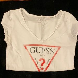Guess fitted T-shirt